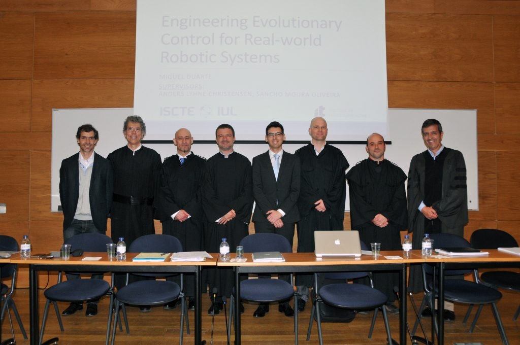 Defend phd thesis